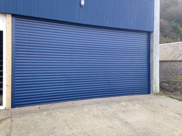Commercial Door Prices Carmarthenshire